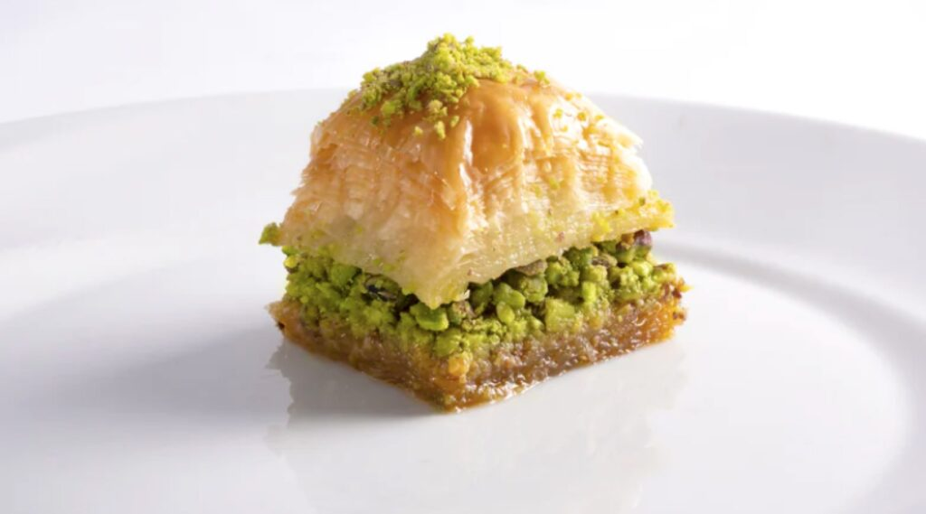 what to request from turkey- baklava
